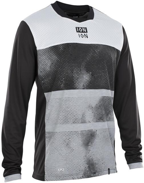 ION Scrub AMP Mesh Langærmet T shirt Herrer, black